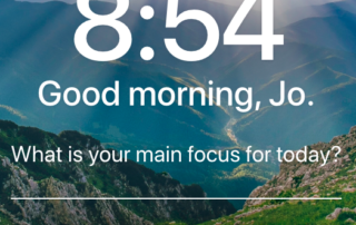 7 Apps for a focused February and beyond. Blog by Jo James AmberLife