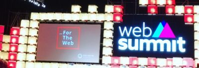WebSummit Day 1 Report Blog by Jo James AmberlIfe