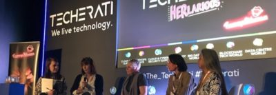 Techerati HERlarious The impact of women in technology Blog by Jo James