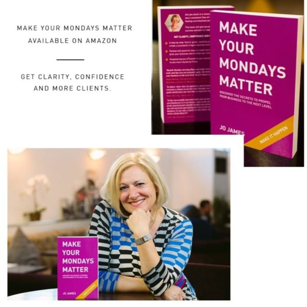 Make Your Mondays Matter Available on Amazon