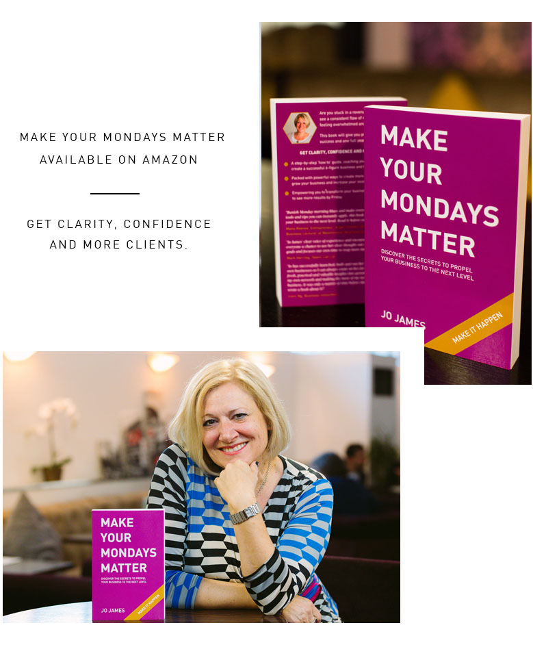 Make Your Mondays Matter new book-image