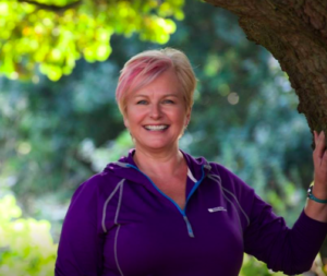 Time to Treat Yourself Introducing Heather Waring Walk This Way Blog by Jo James AmberLIfe