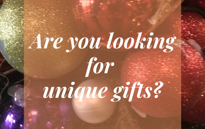 Are you looking for unique gifts? Christmas present ideas Blog by Jo James AmberLife
