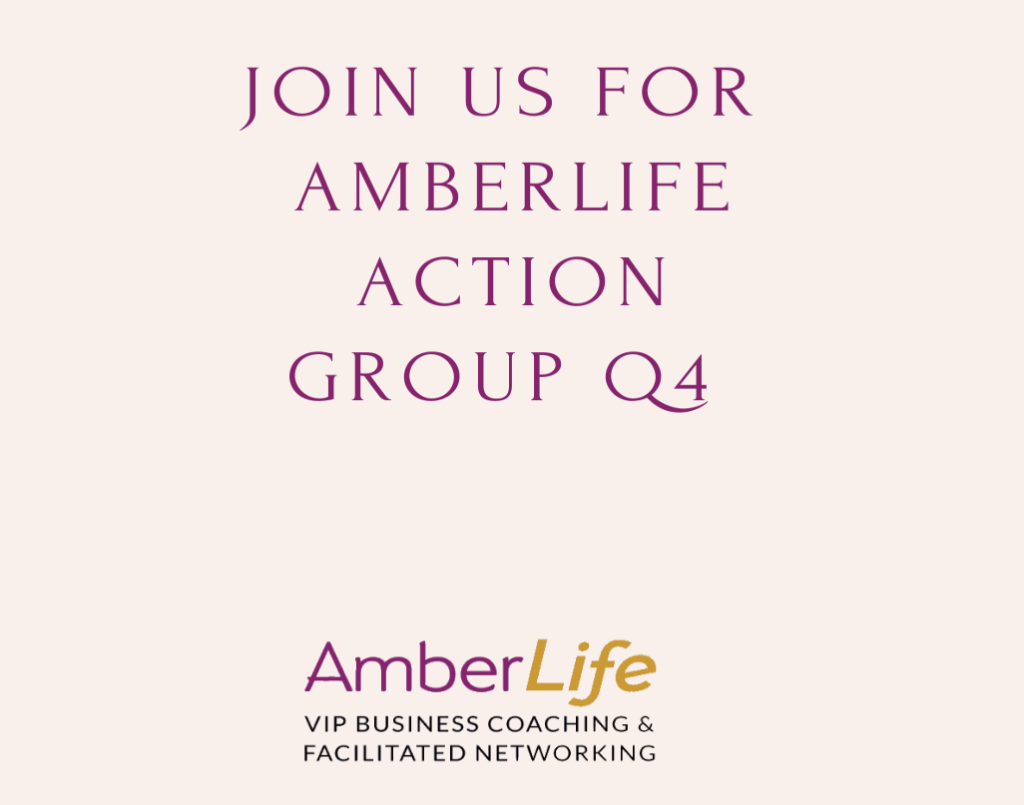 Looking to boost your revenue? My  AmberLife Action Groups can help you